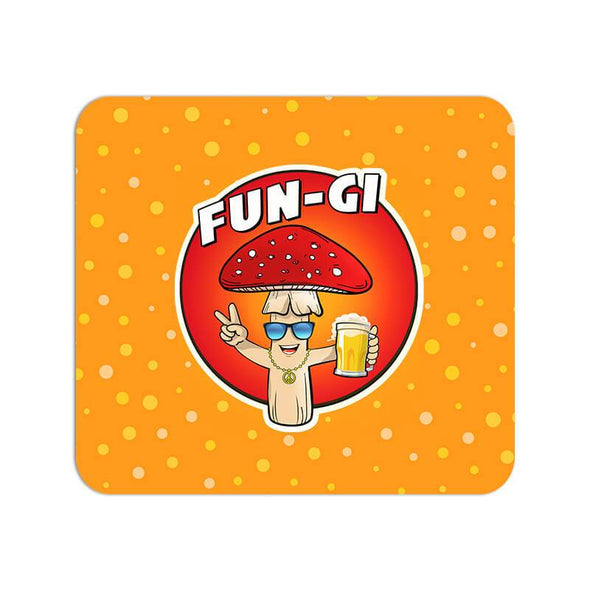 MOUSE PADS Fun-gi Mouse Pad FRYING PUN