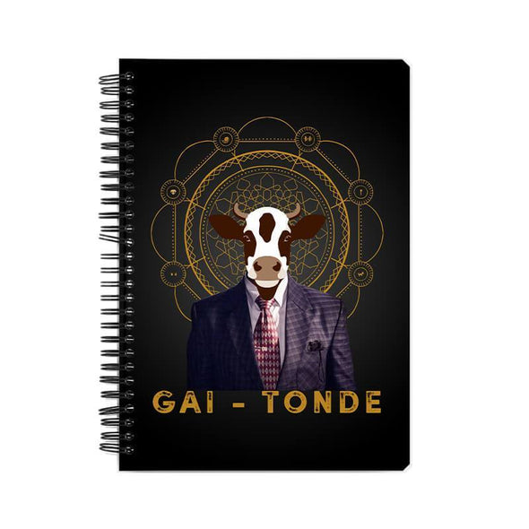 NOTEBOOKS Gai-tonde Notebook