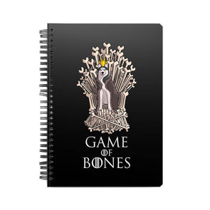 NOTEBOOKS Game Of Bones Notebook