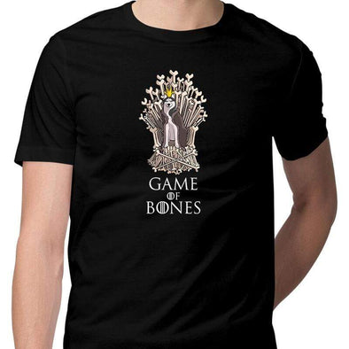 T-SHIRTS Game Of Bones T-Shirt For Men FRYING PUN
