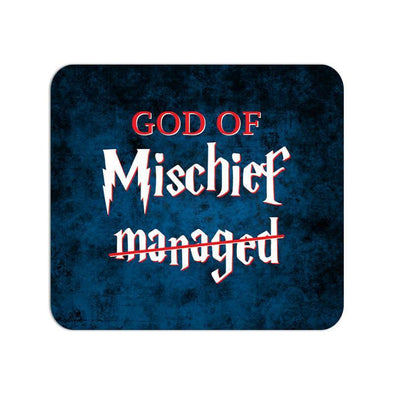 MOUSE PADS God Of Mischief Mouse Pad