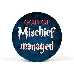 POP GRIPS PATTERNED God Of Mischief Pop Grip