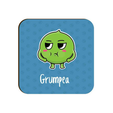 COASTERS Grumpea Coaster FRYING PUN