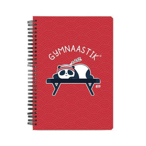 NOTEBOOKS Gymnaastik Notebook FRYING PUN