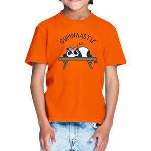 T-SHIRTS Gymnaastik T-Shirt For Kids FRYING PUN