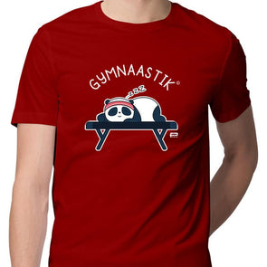 Gymnaastik T-Shirt For Men