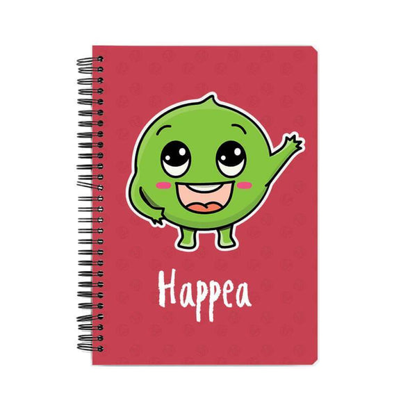 NOTEBOOKS Happea Notebook FRYING PUN