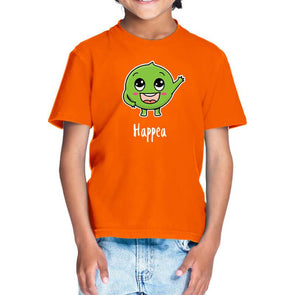 T-SHIRTS 1 / ORANGE Happea T-Shirt For Kids FRYING PUN
