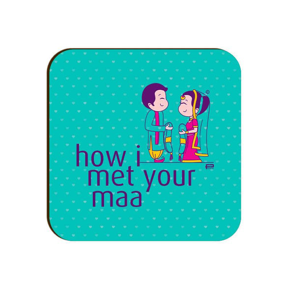 COASTERS How I Met Your Maa Coaster FRYING PUN