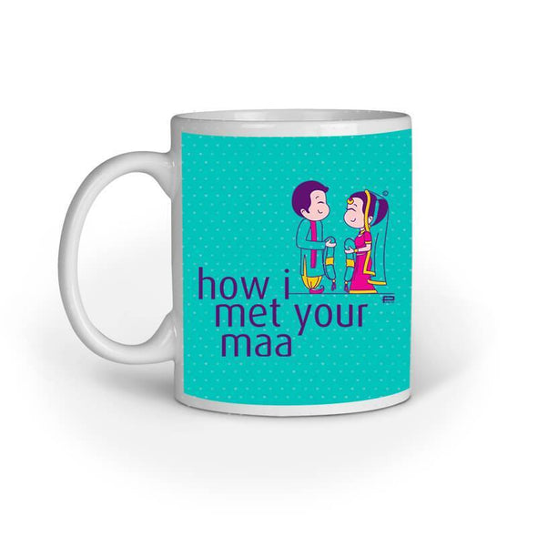MUGS How I Met Your Maa Mug