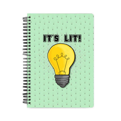 NOTEBOOKS It's Lit Notebook
