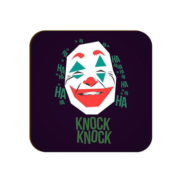 COASTERS Joker Knock Knock Coaster