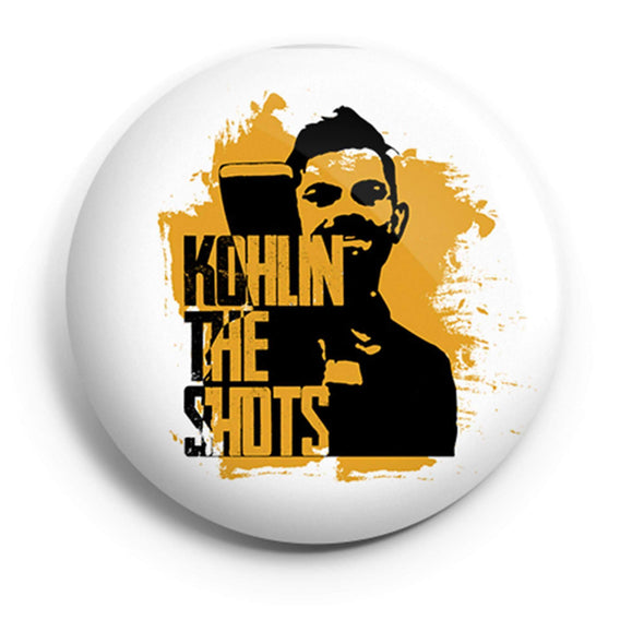 BUTTON BADGES SWATCH Kohlin The Shots Button Badge