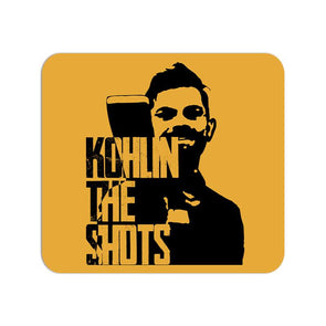 MOUSE PADS Kohlin The Shots Mouse Pad FRYING PUN