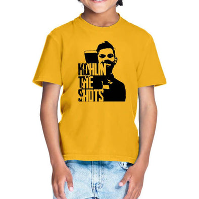 T-SHIRTS Kohlin The Shots T-Shirt For Kids FRYING PUN