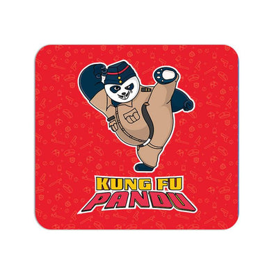 MOUSE PADS Kung Fu Pandu Mouse Pad FRYING PUN