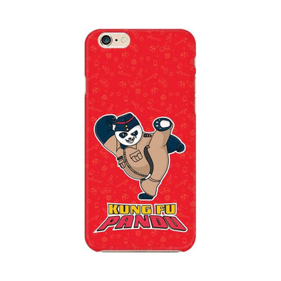 PHONE CASES Kung Fu Pandu Phone Case FRYING PUN