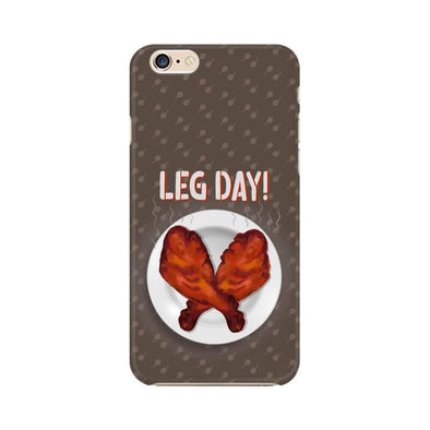 PHONE CASES Leg Day Phone Case FRYING PUN