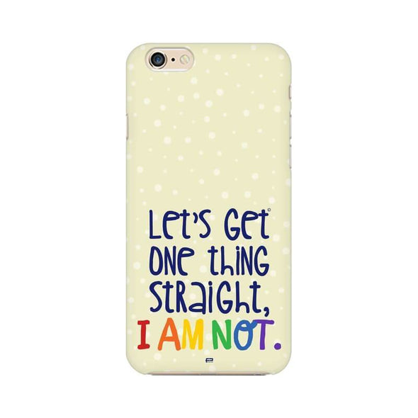 PHONE CASES Let's Get One Thing Straight, I'm Not Phone Case FRYING PUN