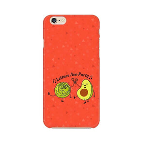 PHONE CASES Lettuce Avo Party Phone Case