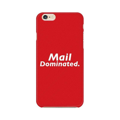 PHONE CASES APPLE / IPHONE 6 Mail Dominated Phone Case