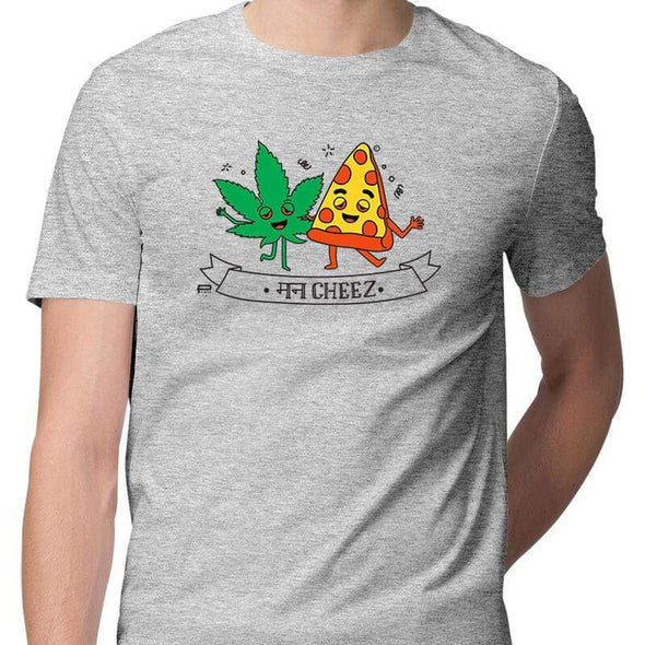 T-SHIRTS Man Cheez T-Shirt For Men FRYING PUN