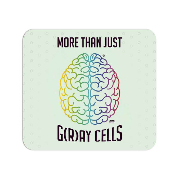 MOUSE PADS More Than Just G(r)ay Cells Mouse Pad FRYING PUN