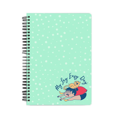 NOTEBOOKS My Lay Easy Day Notebook FRYING PUN