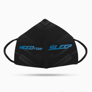 FACE MASKS Need For Sleep 3 Ply 100% Cotton Reusable Face Mask FRYING PUN
