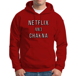 HOODIES S Netflix And Chakna Hoodie FRYING PUN