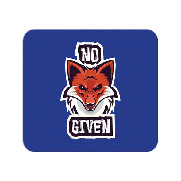MOUSE PADS No Fox Given Mouse Pad FRYING PUN
