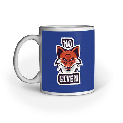 MUGS No Fox Given Mug FRYING PUN