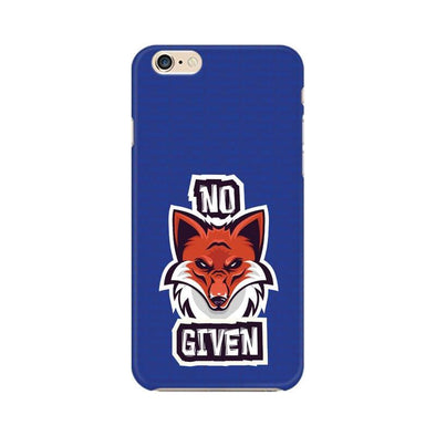 PHONE CASES No Fox Given Phone Case FRYING PUN