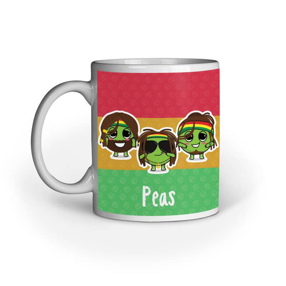 MUGS Peas Mug FRYING PUN