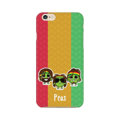 PHONE CASES Peas Phone Case FRYING PUN