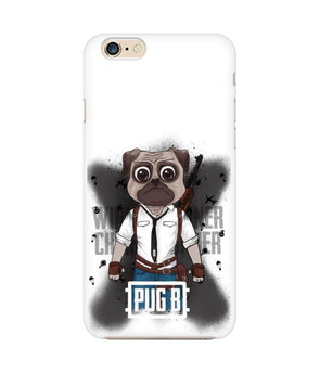 PHONE CASES APPLE / IPHONE 6 Pug B Phone Case