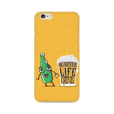 PHONE CASES Quarter Life Crisis Phone Case FRYING PUN