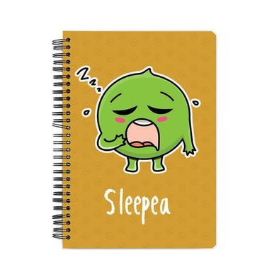 NOTEBOOKS Sleepea Notebook FRYING PUN