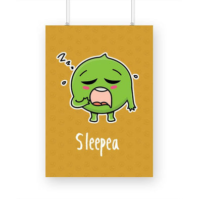 POSTERS Sleepea Poster FRYING PUN