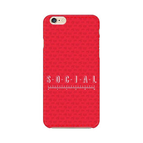 PHONE CASES Social Distancing Phone Case FRYING PUN