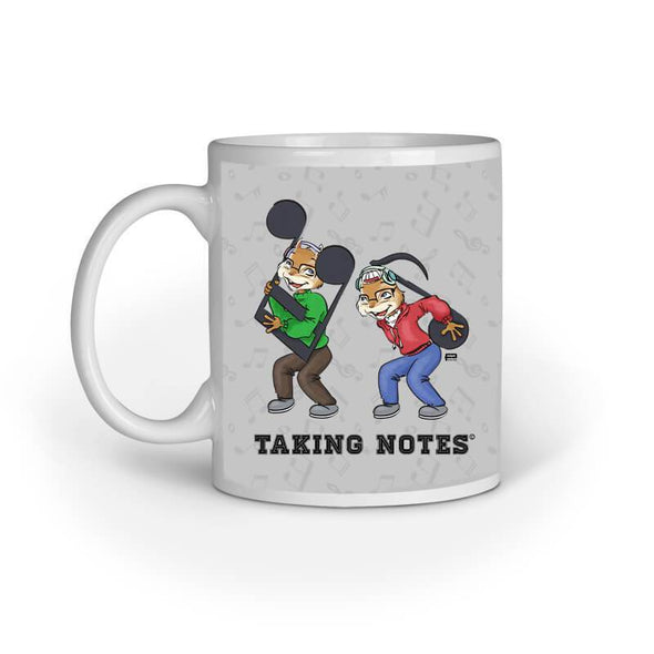 MUGS Taking Notes Mug