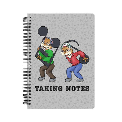 NOTEBOOKS Taking Notes Notebook