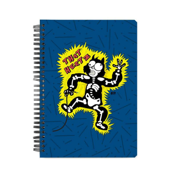 NOTEBOOKS That Hertz Notebook FRYING PUN