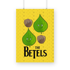 POSTERS A3 The Betels Poster