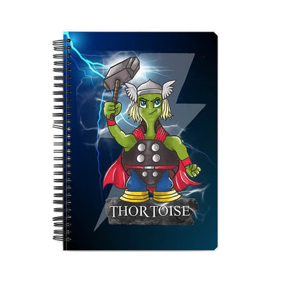 NOTEBOOKS Thortoise Notebook