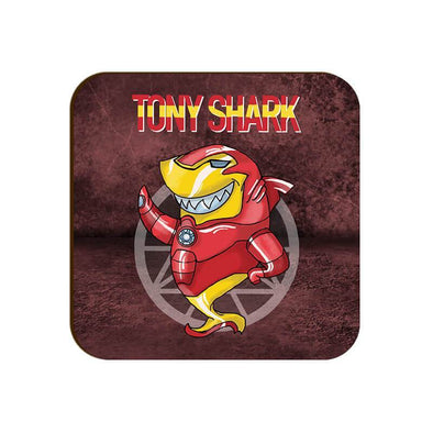 COASTERS Tony Shark Coaster