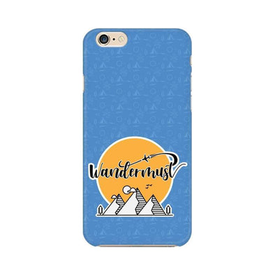 PHONE CASES Wandermust Phone Case FRYING PUN