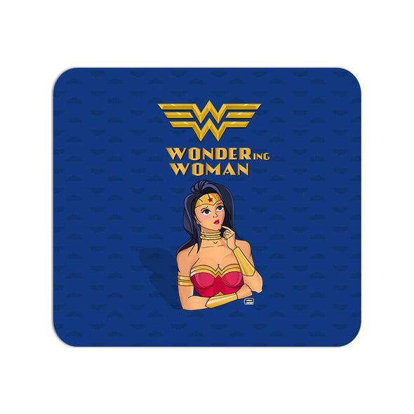 MOUSE PADS Wondering Woman Mouse Pad FRYING PUN