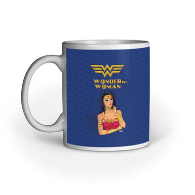 MUGS Wondering Woman Mug FRYING PUN