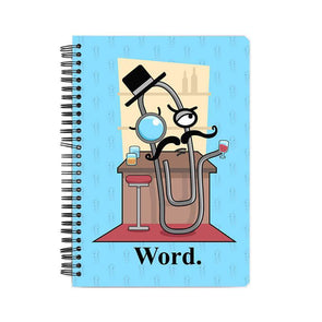 NOTEBOOKS Word Notebook